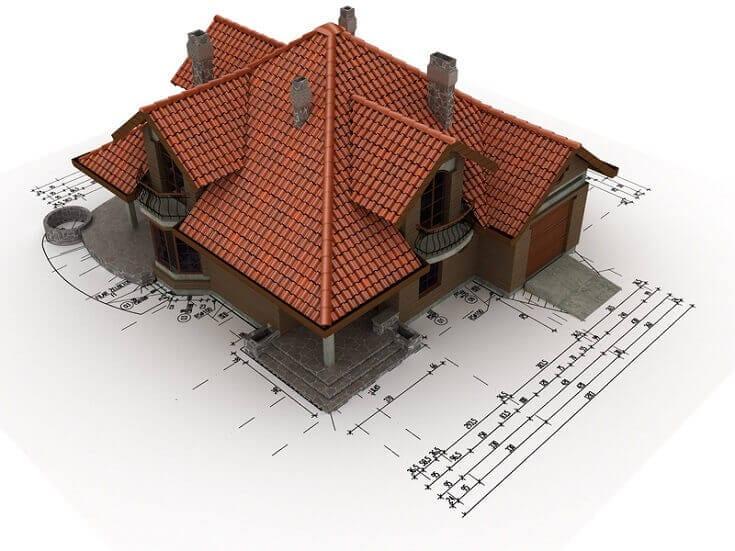 Výber strešnej krytiny podľa sklonu strechy