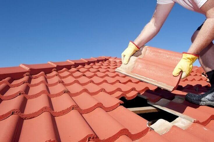 Koľko naozaj váži strecha?