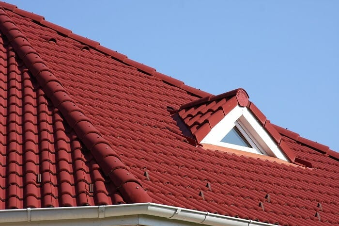 Betónová strecha