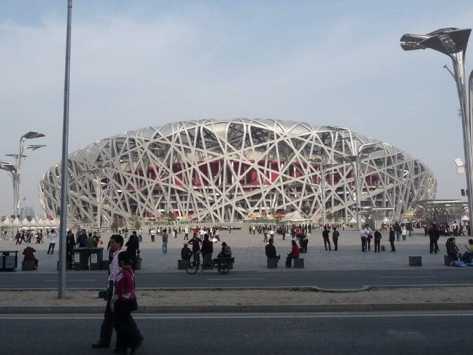 Národný štadión v Pekingu
