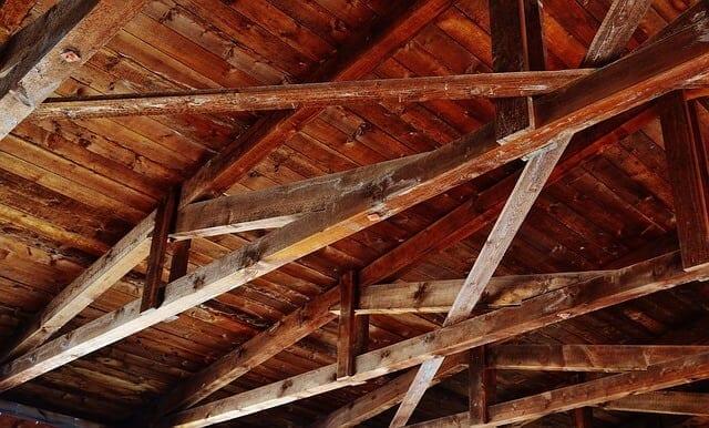 Dreveny krov
