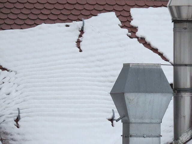 Zosuv snehu