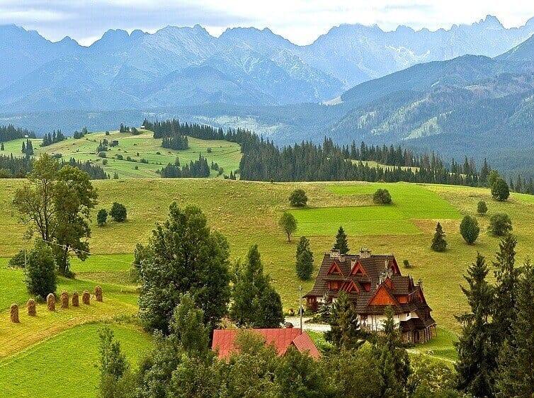Aká strecha je vhodná pre akú oblasť na Slovensku?