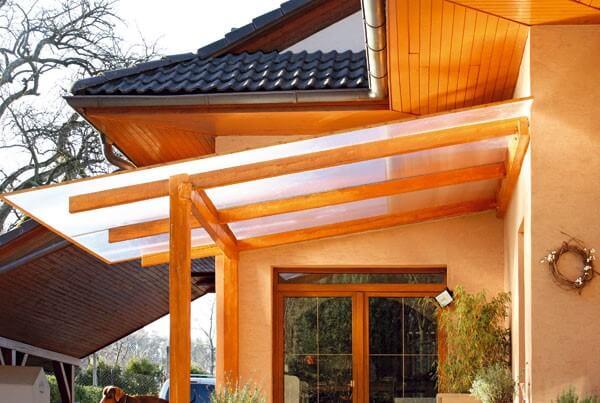 zastrešenie terasy polykarbonátom