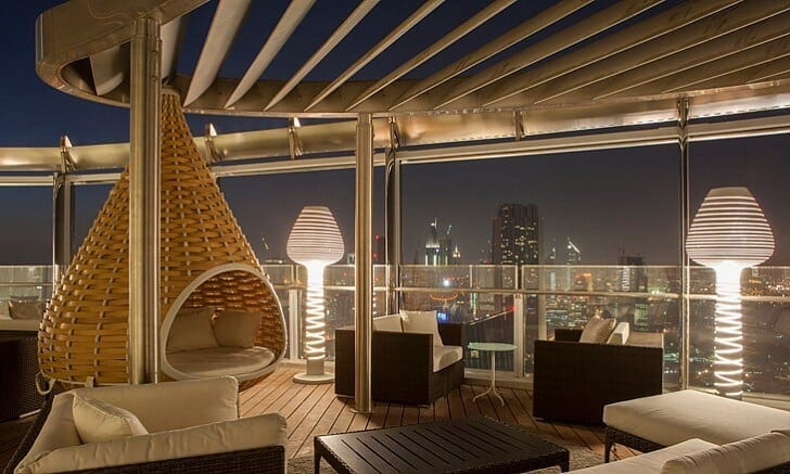 Apartmán Burfž Khalifa
