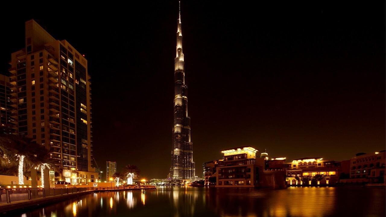 Najvyšší mrakodrap sveta - Burj Khalifa