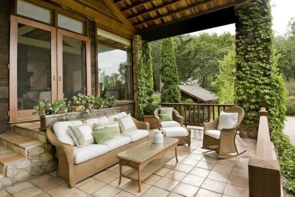 Zastrešenie terasy - typy a možnosti