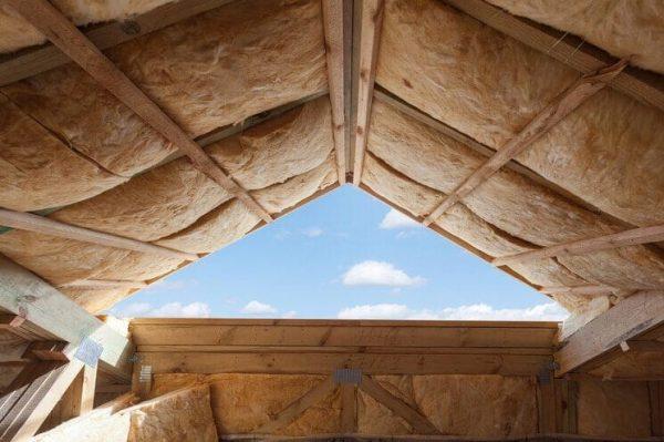 Zateplenie strechy a stresne folie
