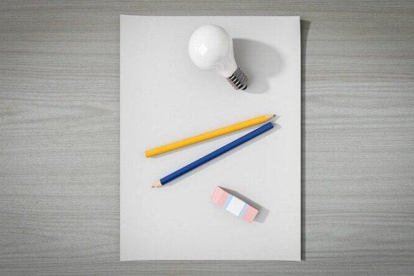 projektovanie-domu-papier-ziarovka-ceruzky-guma