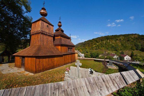 Chrám sv. Mikuláša v Bodrušali