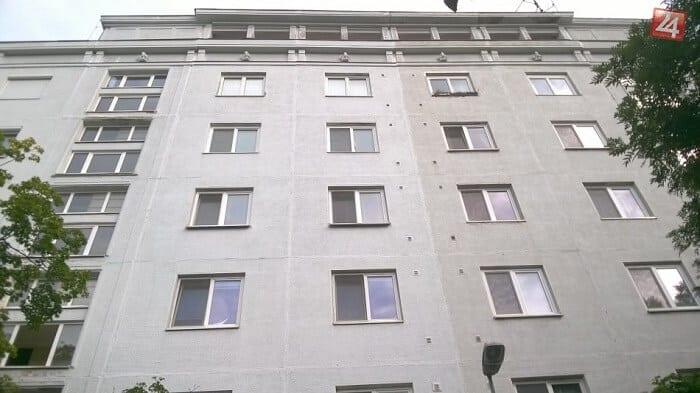 najstarší panelák na Slovensku