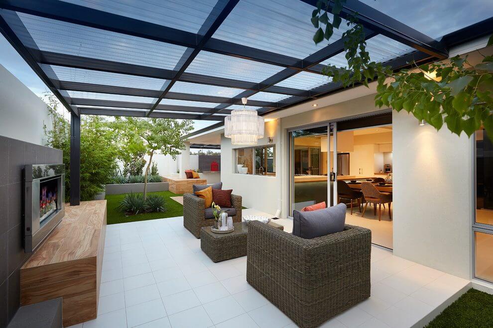 Inšpirácia: Najkrajšie záhradné terasy