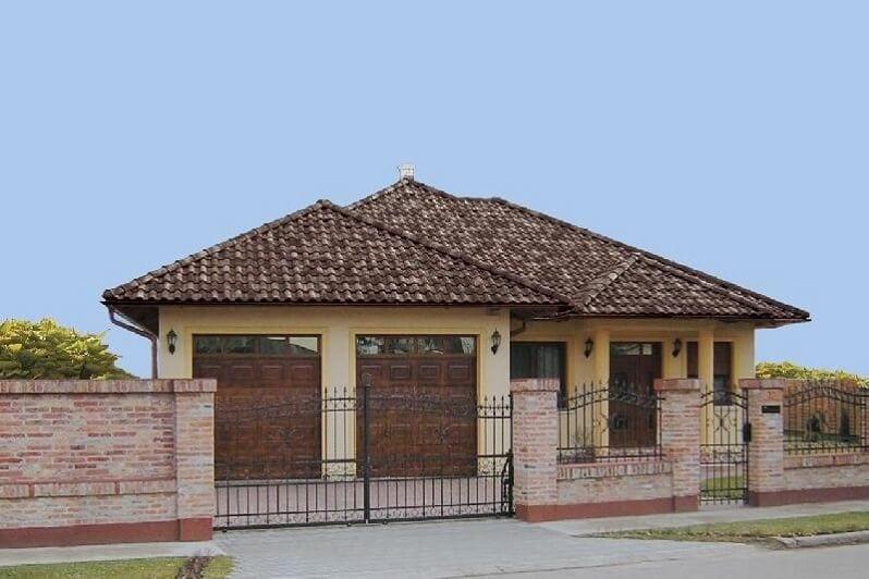 Melirovana-krytina-tmava-rodinny-dom-brana