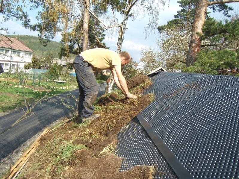 aplikacia-montaz-instalacia-travy-na-eko-strechu-sadenie-rastlin-na-strechu