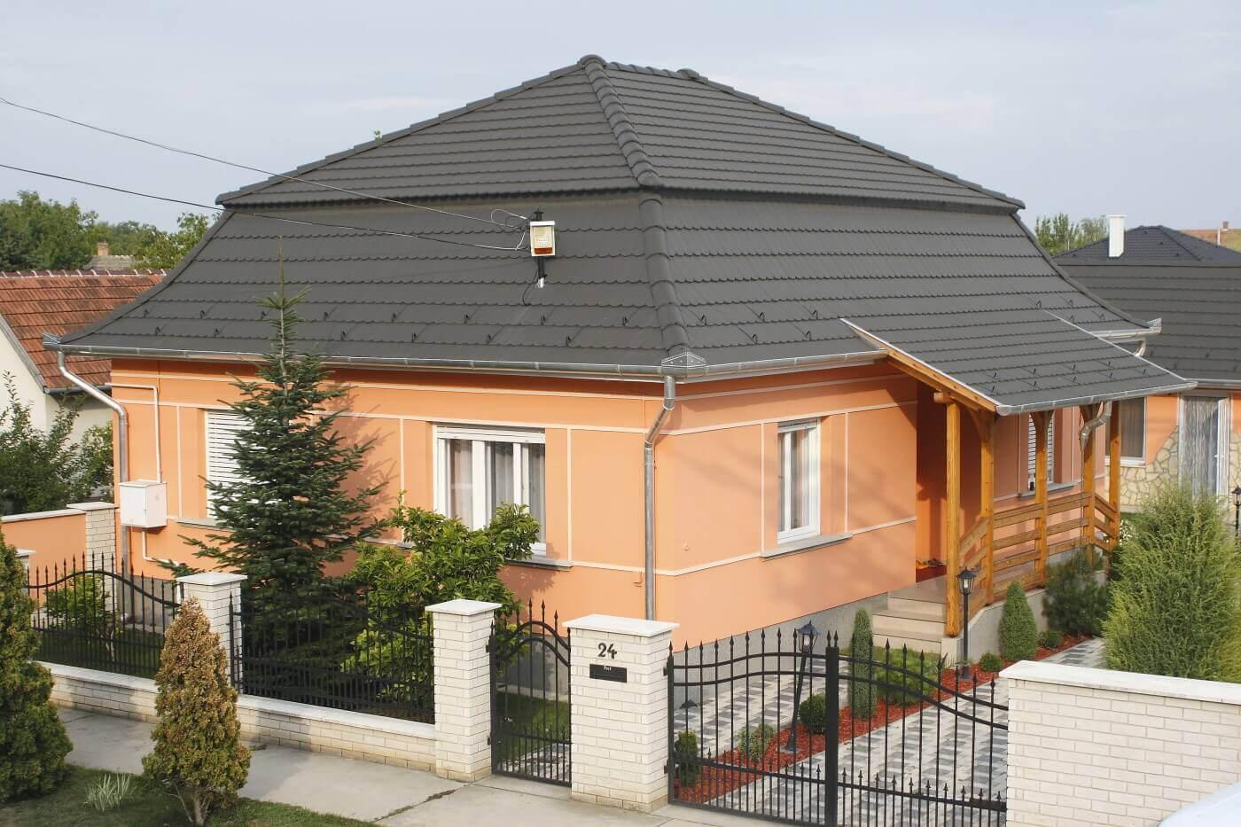 Najpoužívanejšie druhy striech #5: Manzardová strecha