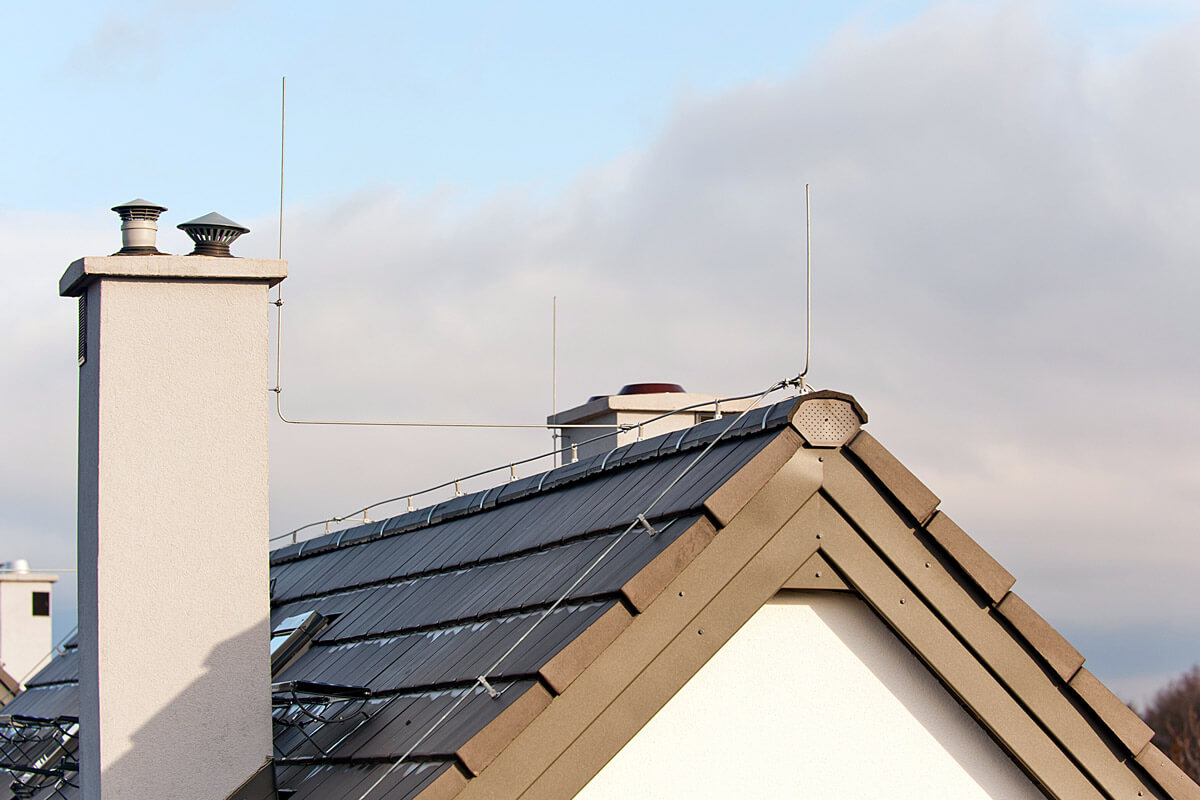Na strechu nepatrí len krytina – význam strešných doplnkov #2