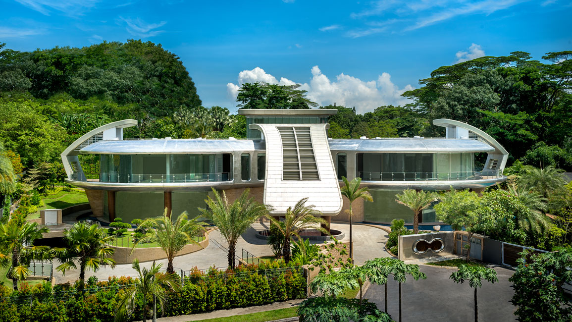 3 unikátne moderné domy, ktorých kombinácia štýlov vás prekvapí