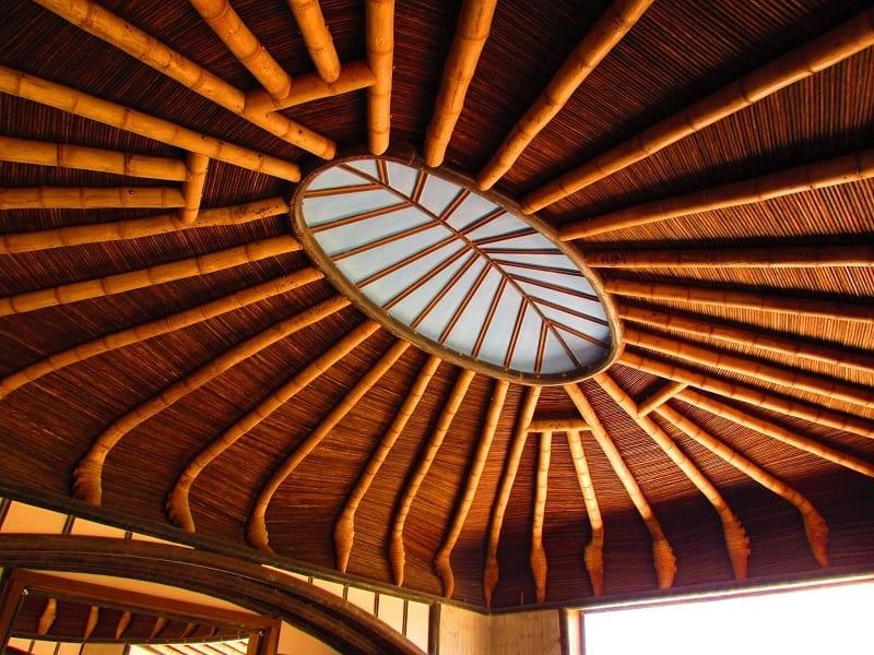 dreveny-strop