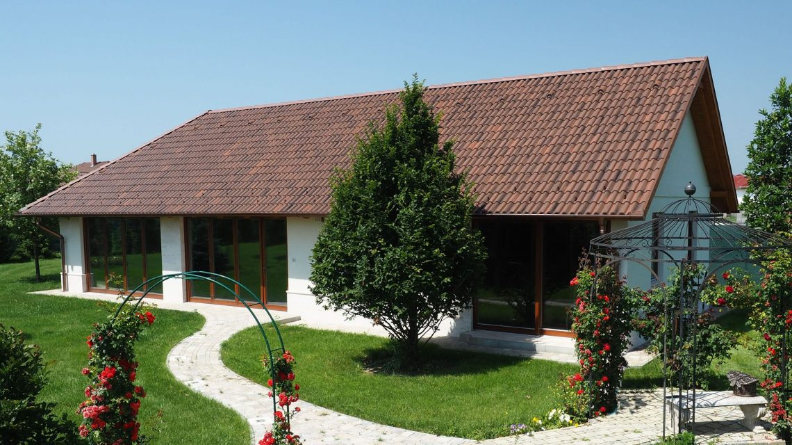 Voľba nosnej konštrukcie pri nízkoenergetických domoch