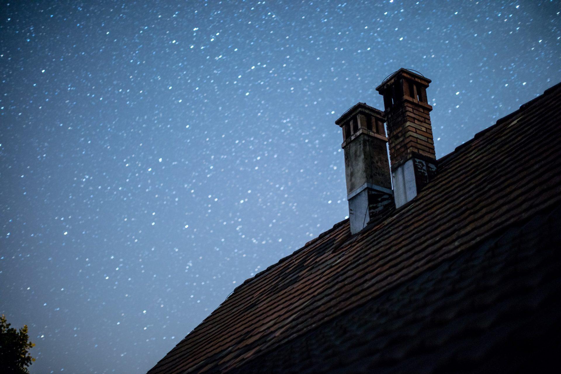 Infografika: Aký komín na akú strechu?