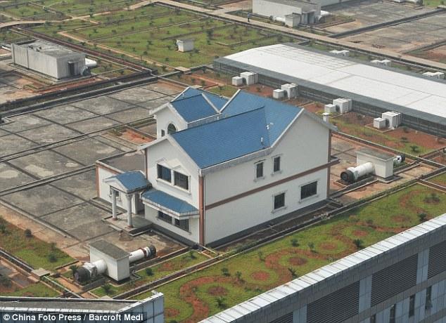 cina-domy-na-streche