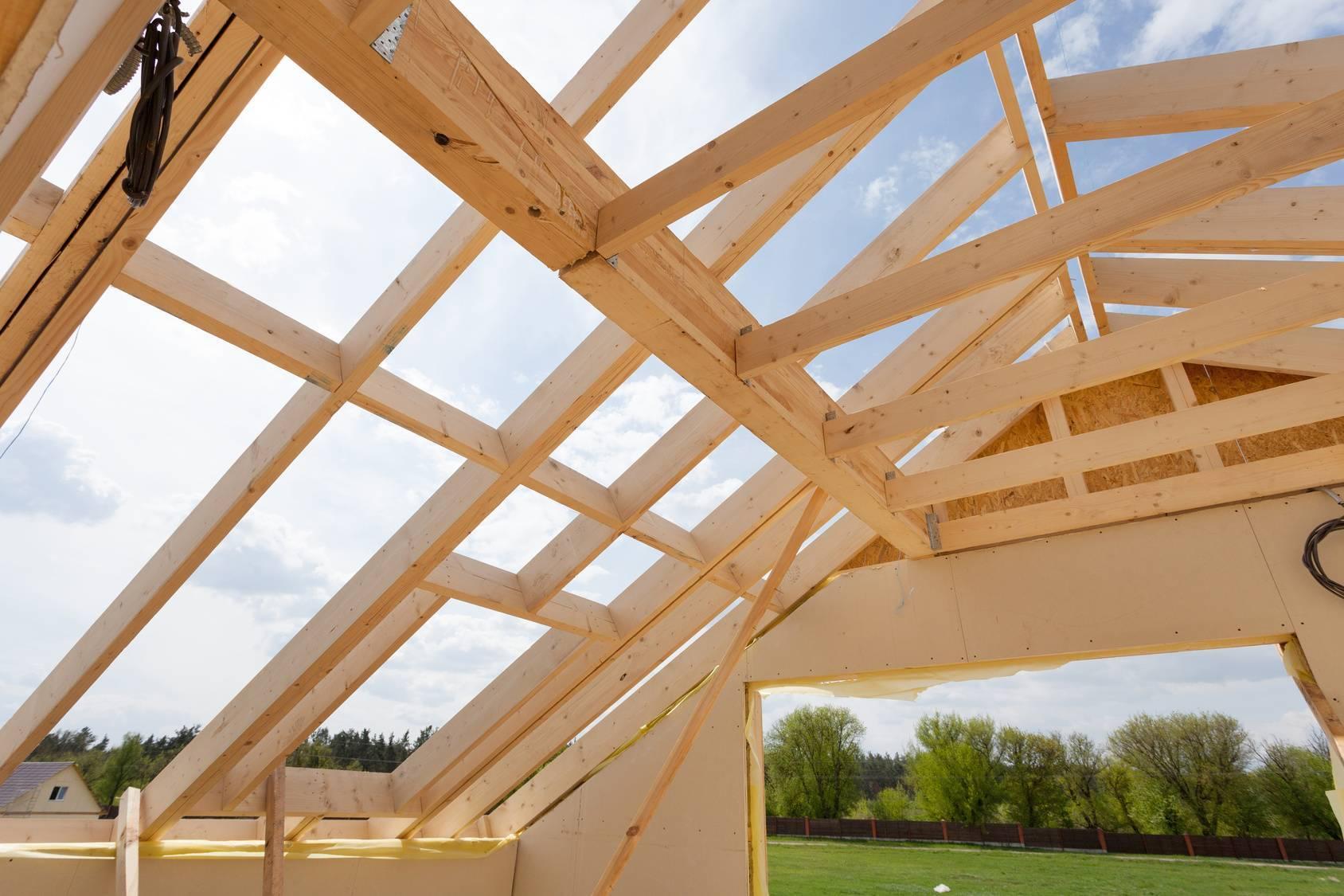 Stavba strechy krok za krokom #1: Krov a drevo na krov