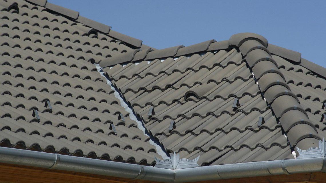 Hrebeň krytiny – doladí konečný výzor strechy