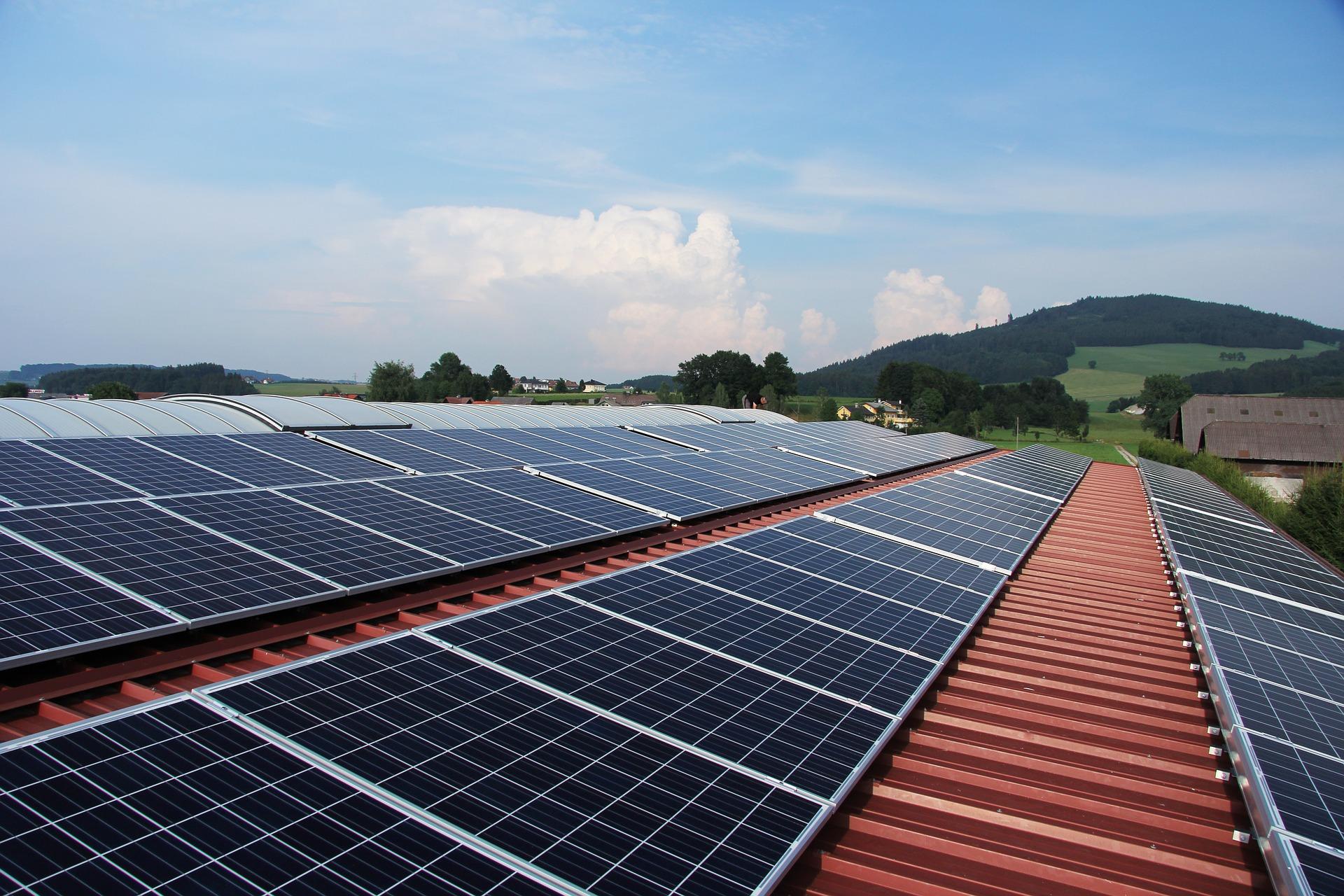 Fotovoltika na strechách