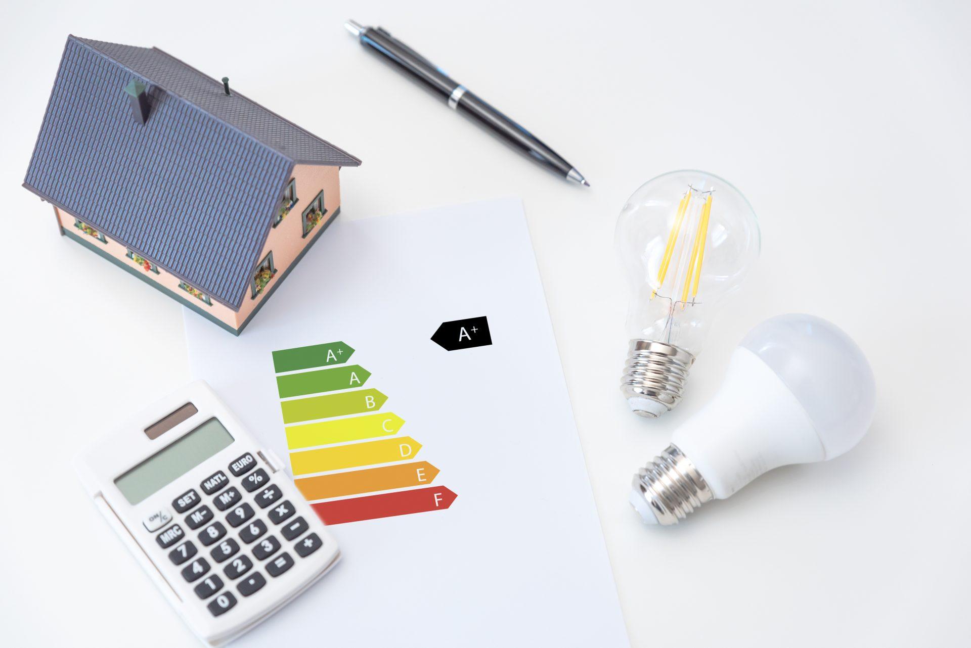 Energetický certifikát astrecha