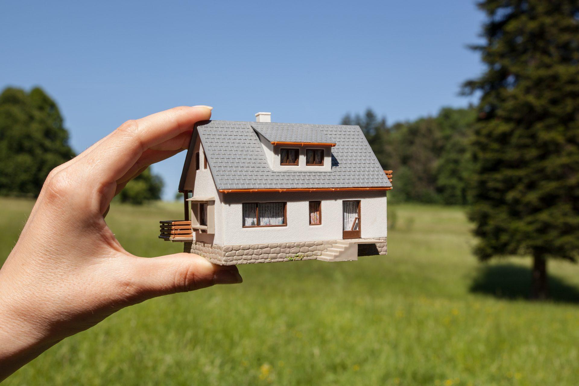 Stavba domu krok za krokom – 1. časť