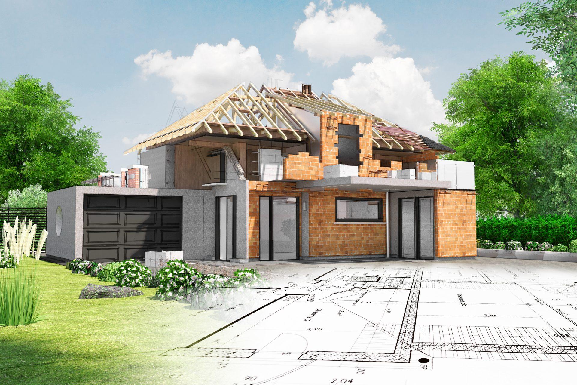 Stavba domu krok za krokom – 2. časť