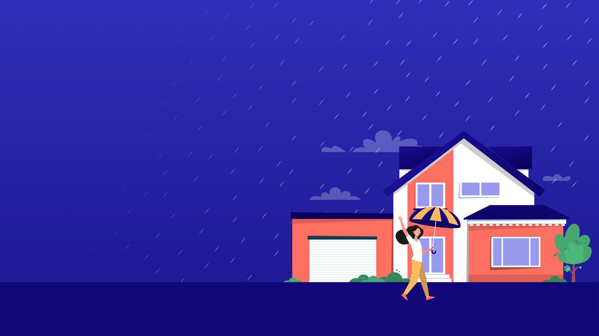 Infografika: Ochrana strechy pred extrémnym počasím