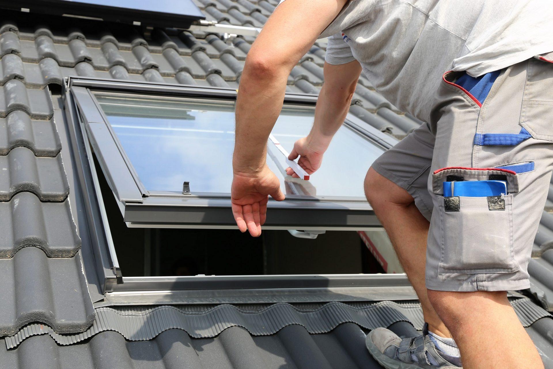 Správna montáž strešných okien ako predpoklad dobre fungujúcej strechy